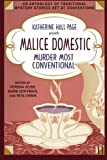 img - for Katherine Hall Page Presents Malice Domestic 11: Murder Most Conventional book / textbook / text book