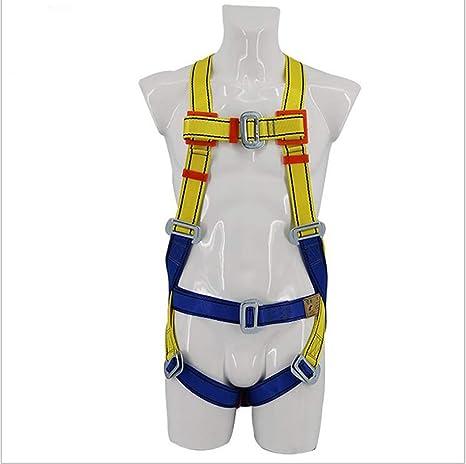 Lhh Kit Arnés Caídas Seguridad, Cuerpo Completo De Trabajo Aéreo ...