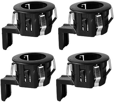 4PCS Bumper Parking Sensor Retainer For Toyota Tundra 89348-34020 2007-2013