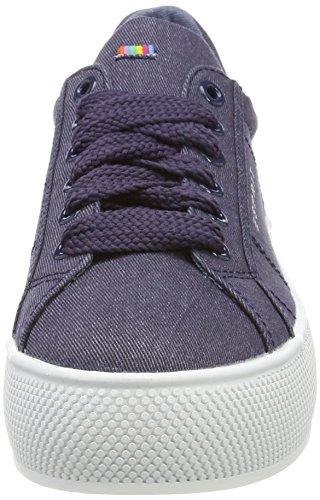 Esprit Ladies Barbie Lu Sneaker Blue (navy)