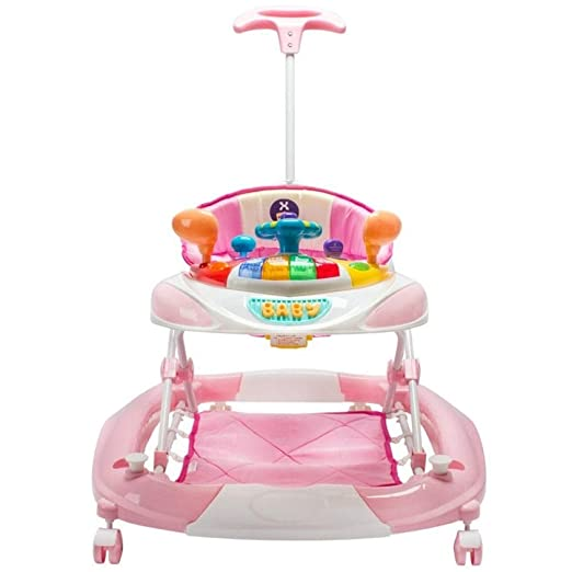 Liu Yu·casa creativa Andador Multifuncional for bebé antivuelco ...