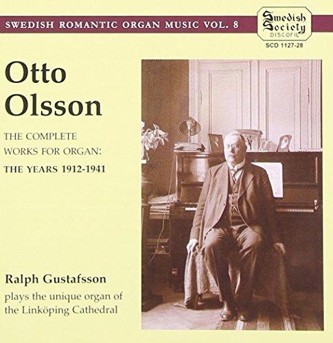 (Swedish Romantic Organ Music 8)