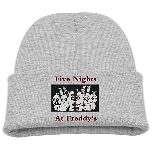 [Beanie Hat Cap Five Nights At Freddy Fashion Boys/Girls] (Costumes Pizza Hat)
