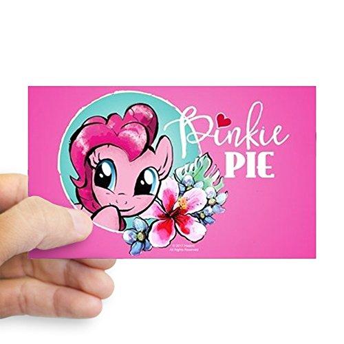 CafePress MLP-Pinkie Pie Sticker Rectangle Bumper Sticker Car Decal