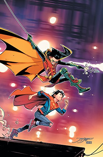 Book Cover: Super Sons Vol. 3: Parent Trap