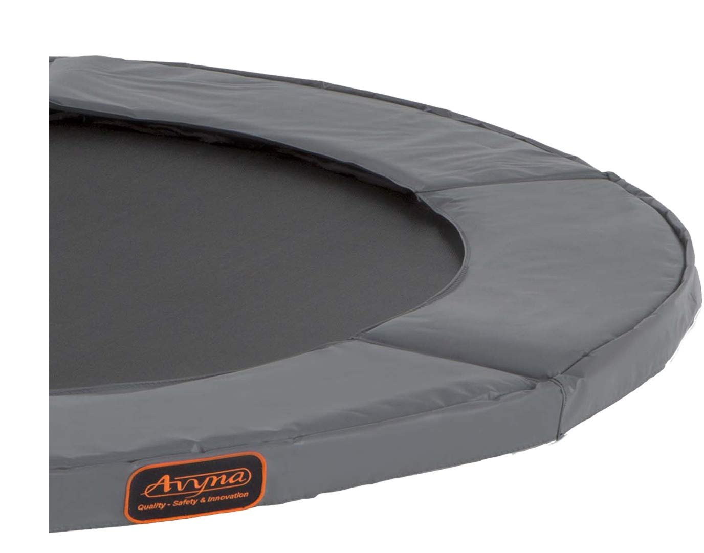 avyna Pro Line – Cama elástica (Diámetro borde 245 cm, grijs ...