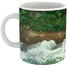 Westlake Art - Coffee Cup Mug - Panama Water - Home Office Birthday Present Gift - 11oz (f30 aab)