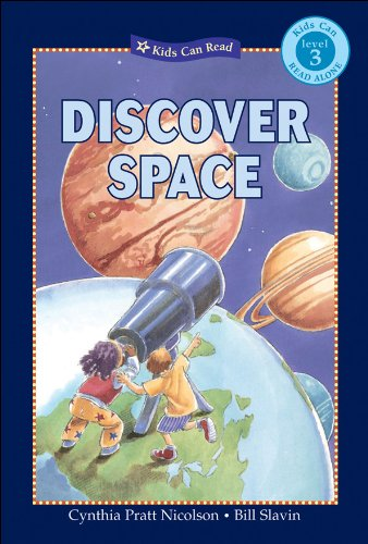Discover Space (Kids Can Read) ebook