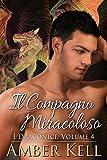 Il Compagno Miracoloso (I Draconici Vol. 4) (Italian Edition)