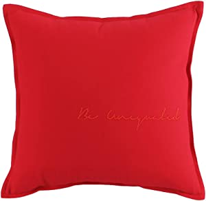 Sweepstakes: Kimmama Home Decorative Cotton Canvas Throw Pillow Covers