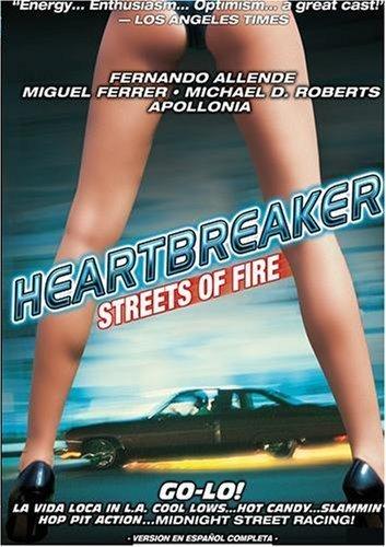 Heartbreaker: Streets of Fire by CreateSpace