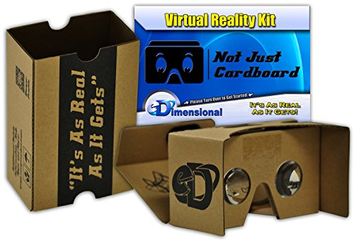 eDimensional Virtual Cardboard Head strap Instructions product image