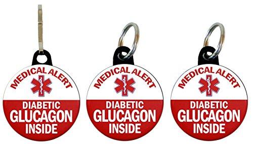 Henry Buttonsmith Glucagon Diabetic Bag