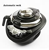 SHANGXIAN Full Automatic Cooking Robot Intelligent Pot Kitchen Electric Appliances Household Electric Wok