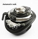 SHANGXIAN Automatic Intelligent Cooking Pot,Electric Woks,Smokeless