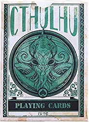 TAOYATAO Playing Cards - Poker Cthulhu Poker Collection Rare Limited Poker Cards Gift for Men or Women, Great