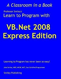 Ebook Visual Basic 2008 Express Edition