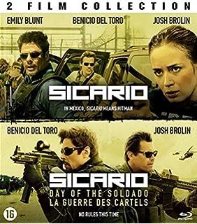 Sicario 2: Soldado [Blu-ray] [2018]: Amazon co uk: Benicio