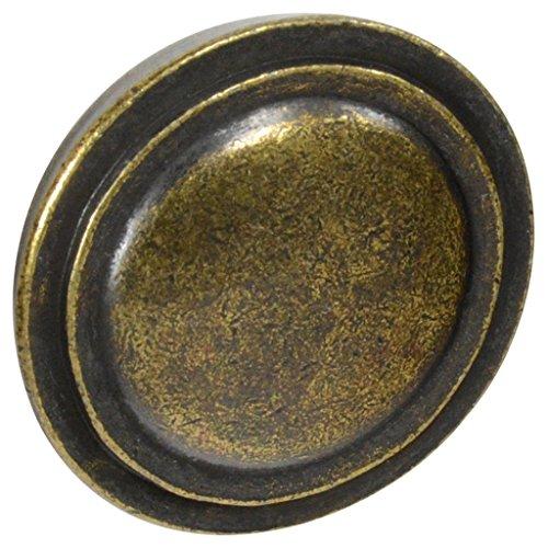Antique Brass Designer Knobs - 2
