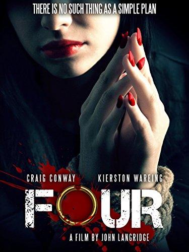 Four 4 Feature Films