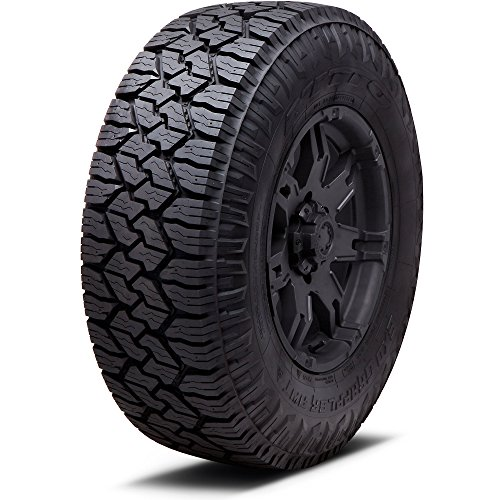 Nitto Exo Grappler Off-Road Radial Tire - 275x70R18 125Q (Nitto Terra Grappler G2 275 70 18)