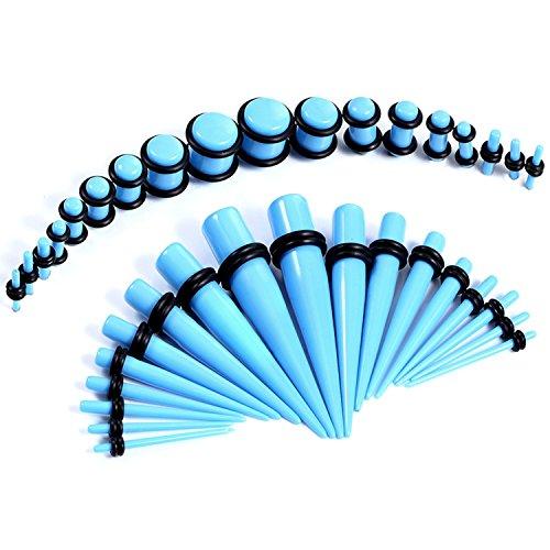 00g blue plugs - 5