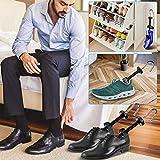 Shoe Stretcher Pair of 4-way Shoe Widener Expander