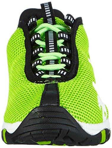 y de Unisex Alpina Green Senderismo Grün Zapatillas de Trekking Media Adulto 680267 caña wIUOqOCxaE