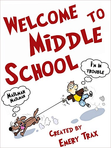 Amazon Com Welcome To Middle School A 6th Grade Super Hero Middle