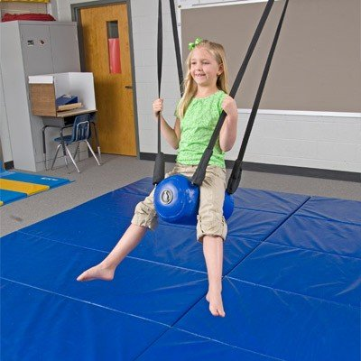 Air-Lite' Junior Bolster Swing by Fun and Function