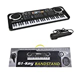 Musical Instrument Toy- Portable 61-Key