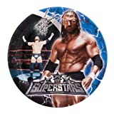 WWE Dessert Plates (8 count) Party Accessory