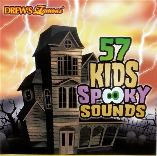 KID SPOOKY SOUND 57 (Drew's Famous Halloween Costume Party Music)