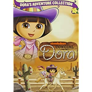 Dora the Explorer: Cowgirl Dora (2017)