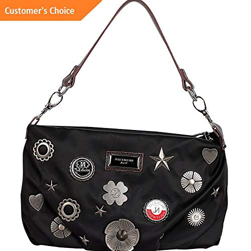 Amazon.com: Sandover Nicole Lee Studded Charms Mini Crossbody 3 Colors Cross-Body Bag NEW | Model LGGG - 10101 |