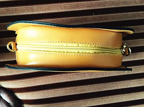 Yocomei, Borsa a tracolla donna oro gold