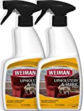 Weiman Upholstery & Fabric Cleaner - Removes Tough Stains & Odors - 12