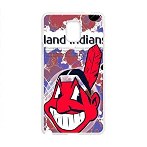 Cleveland Indians Fahionable And Popular High Quality Back Case Cover For Samsung Galaxy Note4