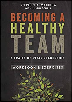 Book Becoming a Healthy Team: Workbook and Exercises