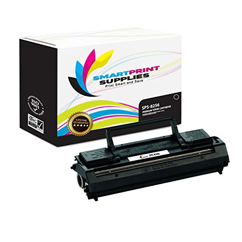 Smart Print Supplies Compatible 69G8256 Black Toner Cartridge Replacement for Lexmark Optra E4026 E4026 Plus, Ep, ES Printers (3,000 Pages)