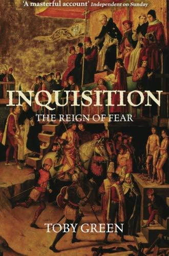 Inquisition: The Reign of Fear pdf epub