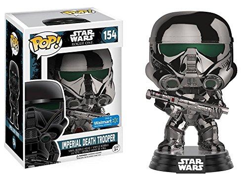 Funko Pop Chrome Imperial Death Trooper (154) Funko Pop Star Wars