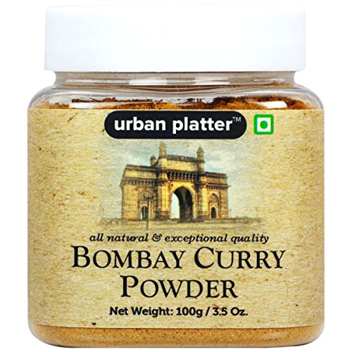 (Urban Platter Bombay Curry Powder, 100g [All Natural & Exceptional Quality])