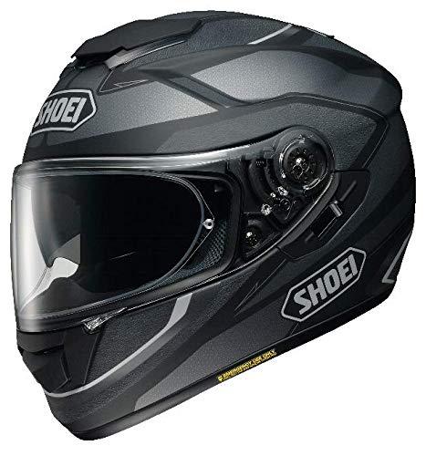 Shoei Unisex - Casco integral para adulto Gt-Air Swayer Tc-5 (, 1 unidad), Casco estilo cara completa, negro, verde (Matte...
