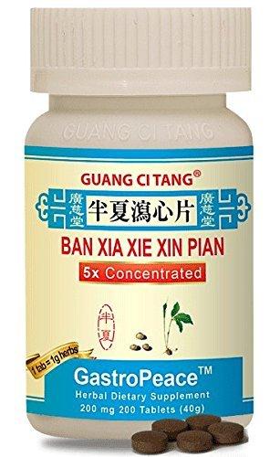Ban Xia Xie Xin Pian (GastroPeace) 200 mg 200 Tablets