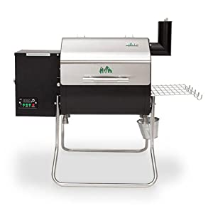 Green Mountain Grills Davy Crockett Pellet smoker