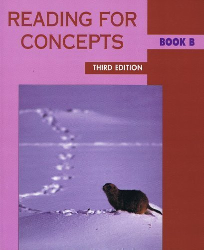 Reading For Concepts, Book B