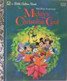 """Walt Disney Productions' Mickey's Christmas carol (A Little golden book)"" av walt disney productions"