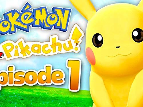 Clip: Catching Pikachu! Pallet Town! -