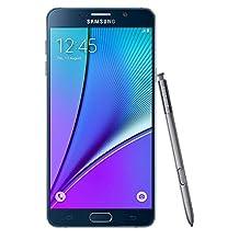 Samsung Galaxy Note 5 N920i 64GB Black Factory Unlocked GSM - International Version